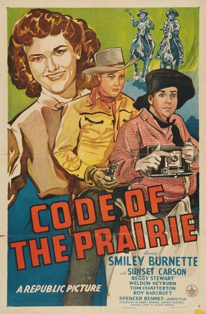 Code of the Prairie - Movie Poster (thumbnail)