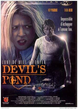 Devil's Pond - French DVD cover (thumbnail)