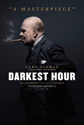 Darkest Hour - British Movie Poster (thumbnail)