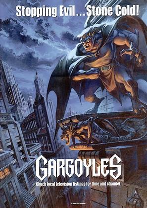 """""""Gargoyles"""" - poster (thumbnail)"""