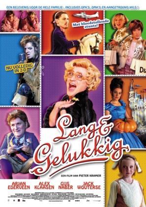 Lang & gelukkig - Dutch Movie Poster (thumbnail)
