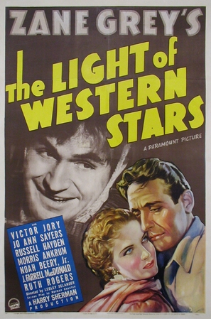The Light of Western Stars - Movie Poster (thumbnail)