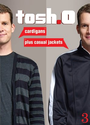 """Tosh.0"" - DVD movie cover (thumbnail)"