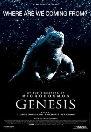 Genesis - Movie Poster (thumbnail)