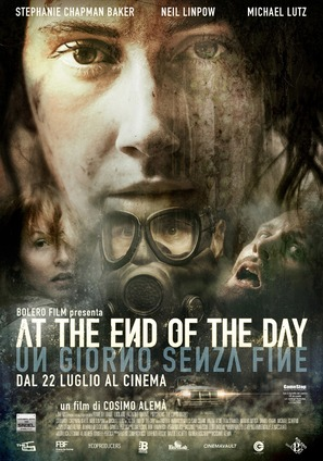 At the End of the Day - Italian Movie Poster (thumbnail)