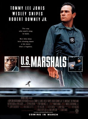 US Marshals - Movie Poster (thumbnail)