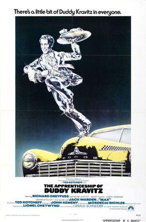 The Apprenticeship of Duddy Kravitz - Movie Poster (thumbnail)