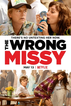 The Wrong Missy - Movie Poster (thumbnail)