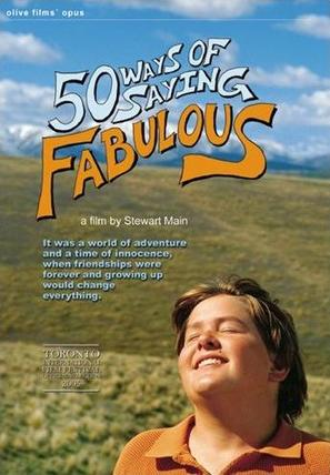 50 Ways of Saying Fabulous - Canadian Movie Poster (thumbnail)