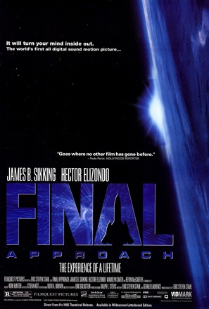 Final Approach - Movie Poster (thumbnail)