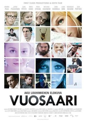 Vuosaari - Finnish Movie Poster (thumbnail)
