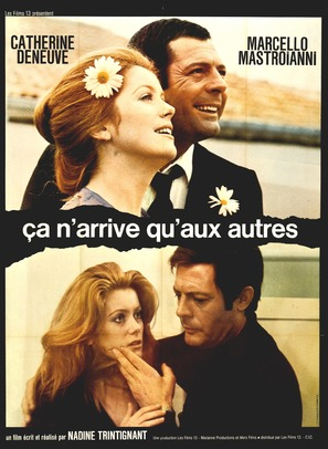 Ça n'arrive qu'aux autres - French Movie Poster (thumbnail)