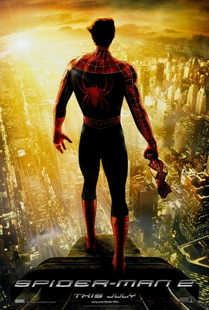 Spider-Man 2 - Advance poster (thumbnail)