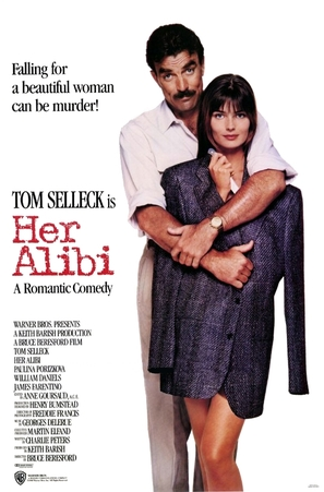 Her Alibi - Movie Poster (thumbnail)