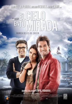 El cielo en tu Mirada - Mexican Movie Poster (thumbnail)