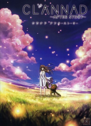 """""""Clannad: After Story"""" - Japanese Movie Poster (thumbnail)"""