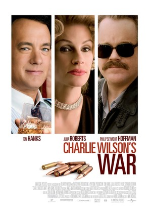 Charlie Wilson's War - Movie Poster (thumbnail)