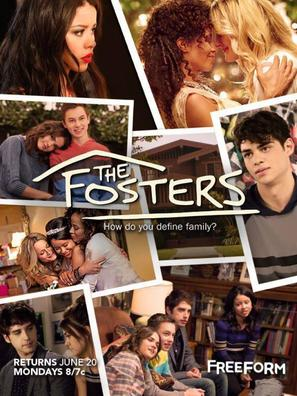 """""""The Fosters"""" - Movie Poster (thumbnail)"""