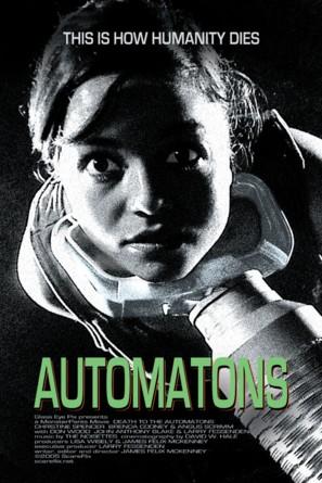 Automatons - Movie Poster (thumbnail)