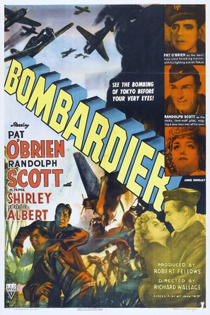 Bombardier - Movie Poster (thumbnail)