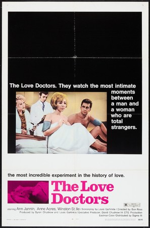 The Love Doctors - Movie Poster (thumbnail)