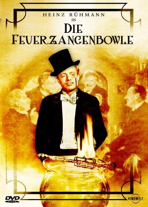 Feuerzangenbowle, Die - German Movie Cover (thumbnail)