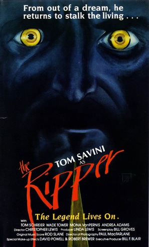 The Ripper - Movie Cover (thumbnail)