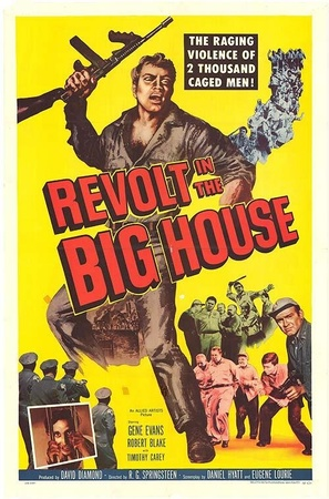 Revolt in the Big House - Movie Poster (thumbnail)