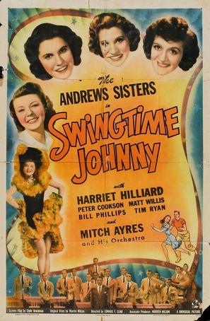 Swingtime Johnny - Movie Poster (thumbnail)