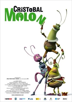 Cristobal Molón - Spanish Movie Poster (thumbnail)