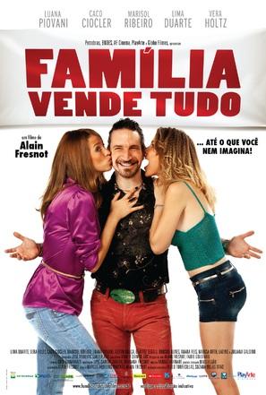 Família Vende Tudo - Brazilian Movie Poster (thumbnail)