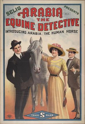 Arabia: The Equine Detective - Movie Poster (thumbnail)