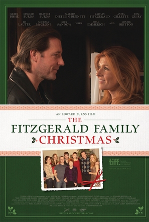 The Fitzgerald Family Christmas - Movie Poster (thumbnail)