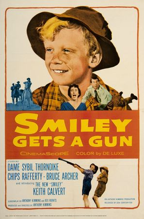 Smiley Gets a Gun - Movie Poster (thumbnail)
