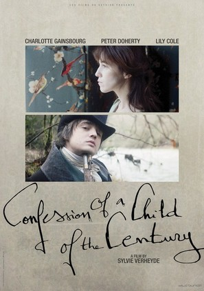 Confession of a Child of the Century - British Movie Poster (thumbnail)