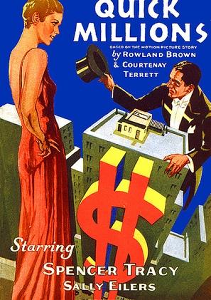 Quick Millions - poster (thumbnail)
