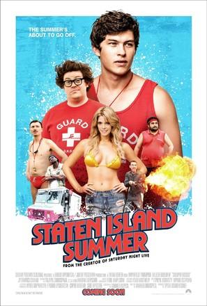 Staten Island Summer - Movie Poster (thumbnail)