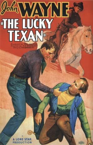 The Lucky Texan - Movie Poster (thumbnail)