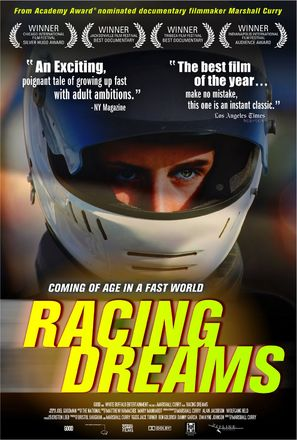 Racing Dreams - Movie Poster (thumbnail)