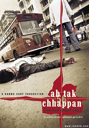 Ab Tak Chhappan - Indian poster (thumbnail)