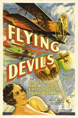 Flying Devils - Movie Poster (thumbnail)