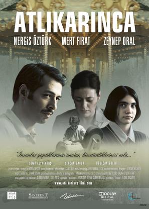 Atlikarinca - Turkish Movie Poster (thumbnail)