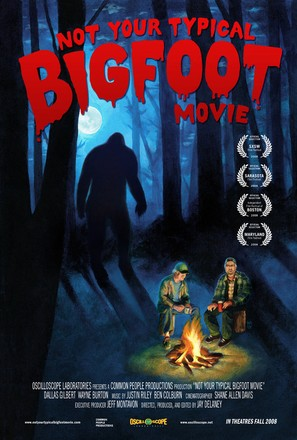 Not Your Typical Bigfoot Movie - Movie Poster (thumbnail)