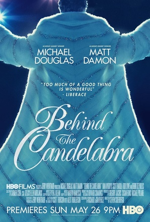 Behind the Candelabra - Movie Poster (thumbnail)