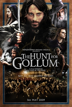 The Hunt for Gollum - Movie Poster (thumbnail)