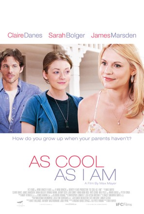 As Cool as I Am - Movie Poster (thumbnail)