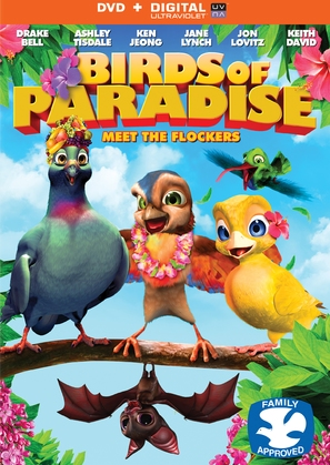 Birds of Paradise - DVD cover (thumbnail)