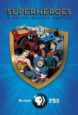 """Superheroes: A Never-Ending Battle"" - Movie Poster (thumbnail)"