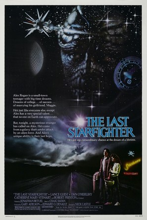 The Last Starfighter - Movie Poster (thumbnail)
