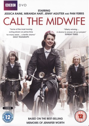 """""""Call the Midwife"""" - British DVD movie cover (thumbnail)"""